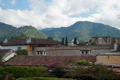 Über den Dächern Antiguas ~ 2 ~
