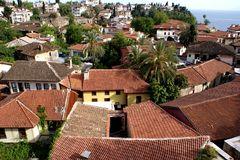 Über den Dächern der Altstadt Antalya