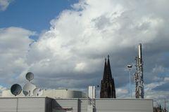 Über den Dächern der Domstadt