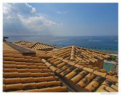 Über den Dächern der Kathedrale