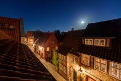 Über den Dächern der Lüneburger Altstadt /1.