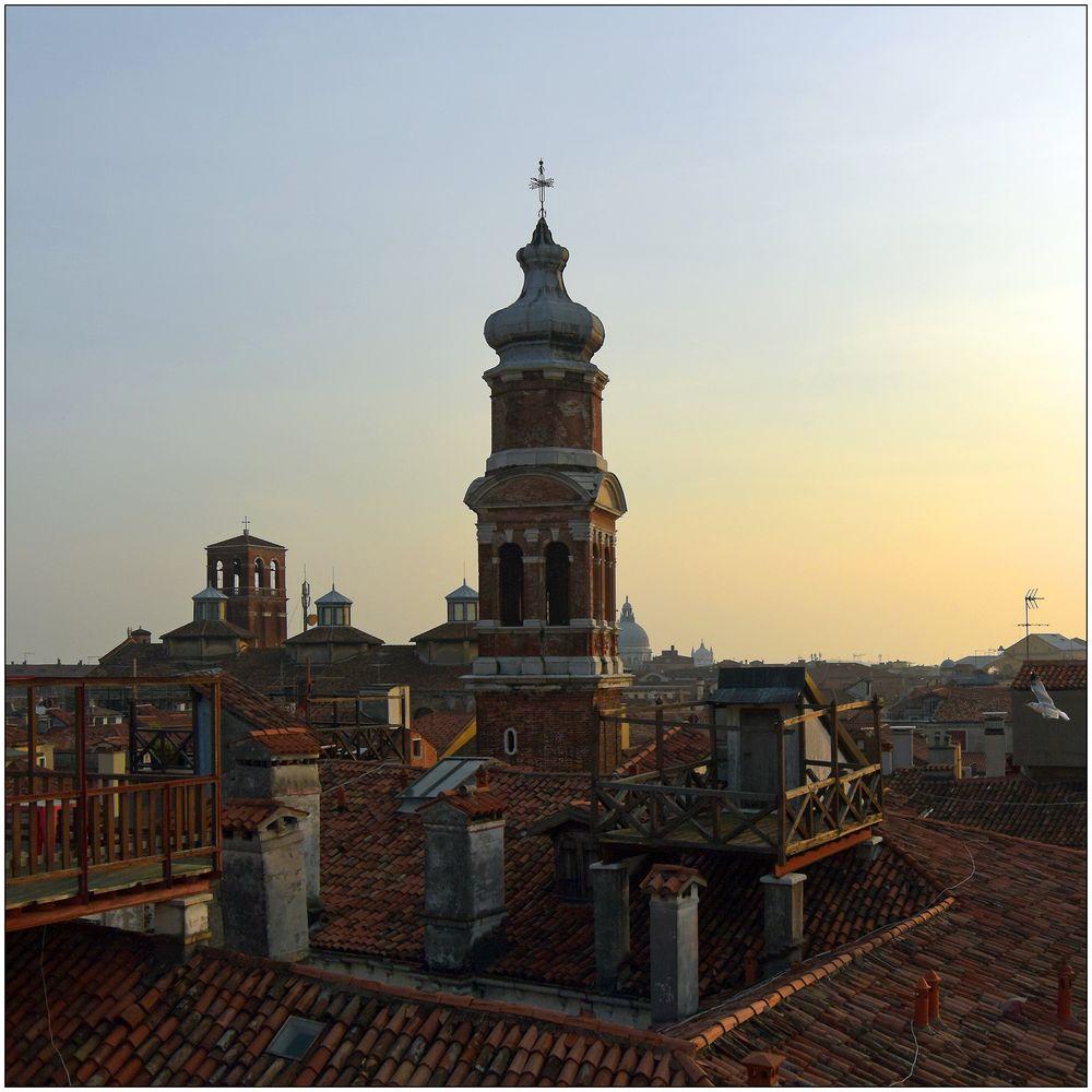 Über den Dächern der Serenissima