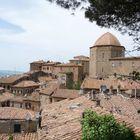 über den Dächern der Toskana