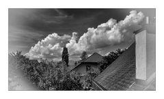 Über den Dächern...