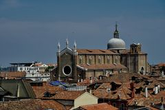 Über den Dächern Venedigs Santi Giovanni e Paolo