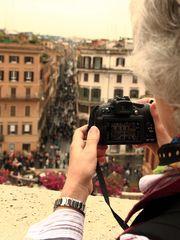 Über den Dächern vom Rom