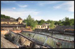 ...Über den Dächern von...