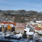 Über den Dächern von Angelroda......