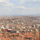 Über den Dächern von Ankara