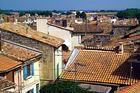 Über den Dächern von Arles