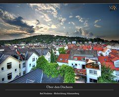 Über den Dächern von Bad Nauheim II