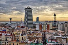 Über den Dächern von Barcelona II