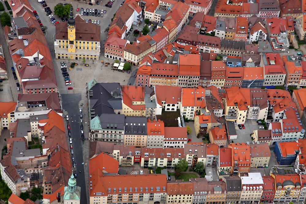 Über den Dächern von Bautzen
