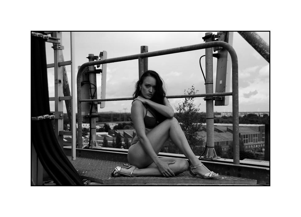 ..über den Dächern von BERLIN..³