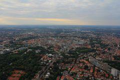 Über den Dächern von Braunschweig
