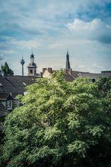 Über den Dächern von Düsseldorf  #3