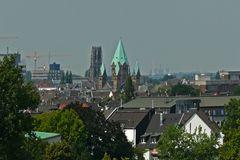 Über den Dächern von Düsseldorf - 4