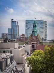 Über den Dächern von Düsseldorf #4