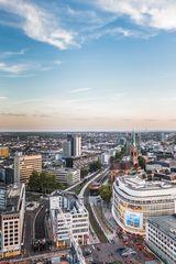 Über den Dächern von Düsseldorf #5