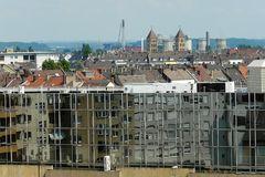 Über den Dächern von Düsseldorf - 5