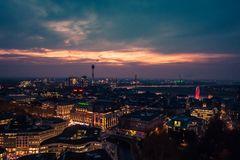 Über den Dächern von Düsseldorf #6