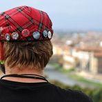 """Über den Dächern von """"Firenze""""..."""