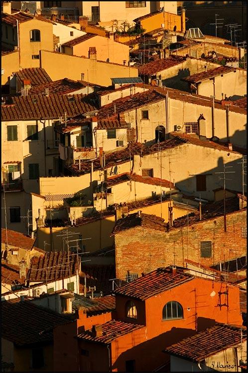 ...über den Dächern von Florenz