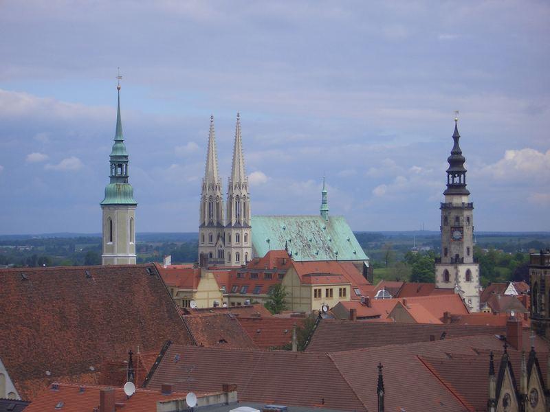 über den Dächern von Görlitz 2