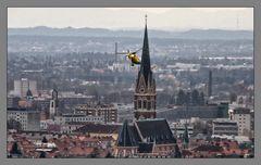 über den Dächern von Graz ...#3