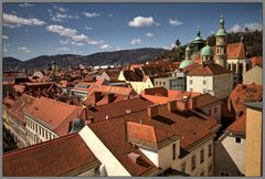 über den Dächern von Graz #4