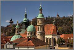 über den Dächern von Graz #5