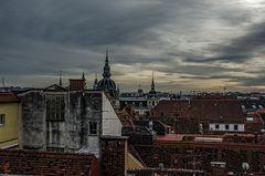 über den Dächern von Graz