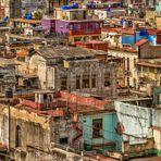 Über den Dächern von Havanna - II