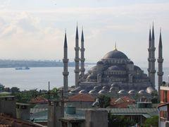Über den Dächern von Istanbul
