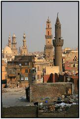 Über den Dächern von Kairo