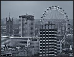 Über den Dächern von London