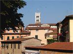 Über den Dächern von Lucca