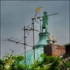 über den Dächern von Neuss   ©