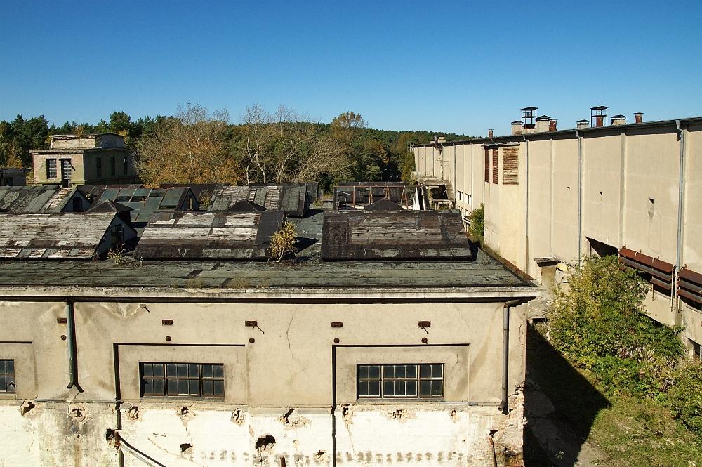 Über den Dächern von P.