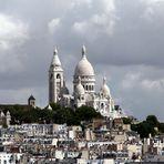 Über den Dächern von Paris...