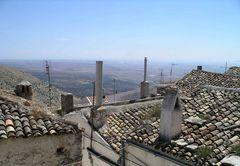 Über den Dächern von Rignano