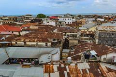 Über den Dächern von Stone Town