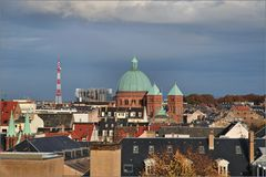 Über den Dächern von Strasbourg (2)