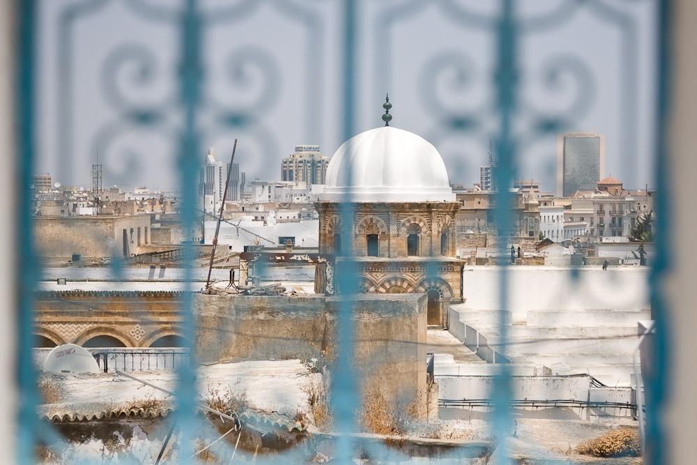 Über den Dächern von Tunis I