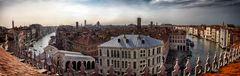 Über den Dächern von Venedig!