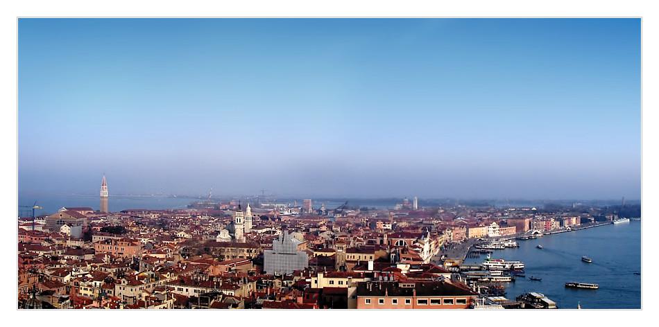 Über den Dächern von...Venedig II
