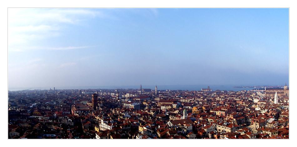 Über den Dächern von...Venedig III