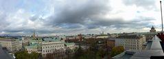 Über den Dächern Wien´s....