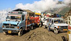 Über den Himalaya (1)