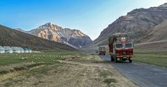 Über den Himalaya (3)